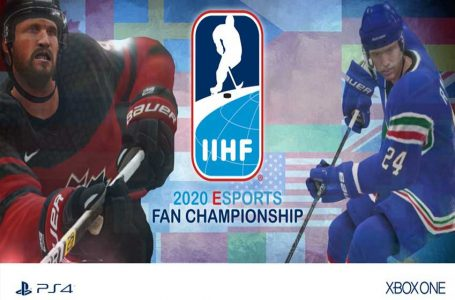 IIHF extends deal with Infront to launch Esports Fan Championship