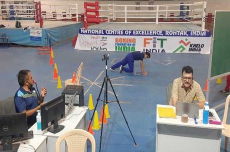 SAI's Centre of Excellence starts etraining for boxers