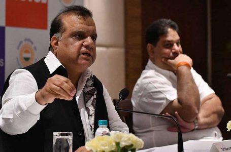 IOA secretary general Mehta calls for infighting to stop
