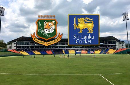 Bangladesh cricket team's Sri Lanka tour in Limbo