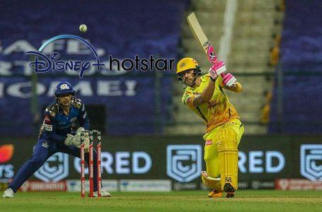IPL 2020 LIVE: Disney+ Hotstar get 8.4 mn peak concurrent viewers for opener