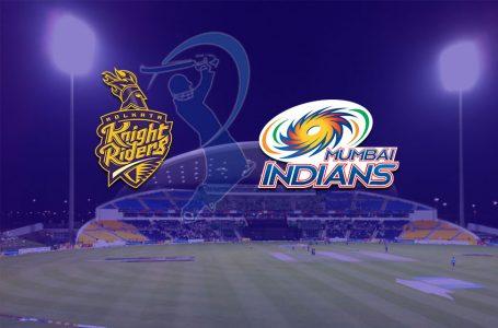 IPL 2020 LIVE: MI determined to bounce back against KKR