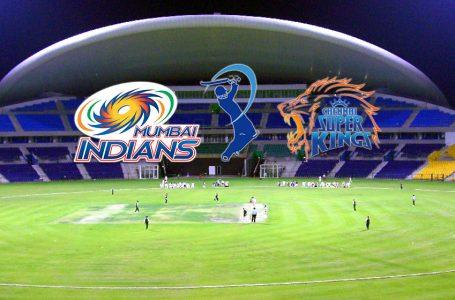 IPL 2020 LIVE: Mumbai Indians vs Chennai Super Kings