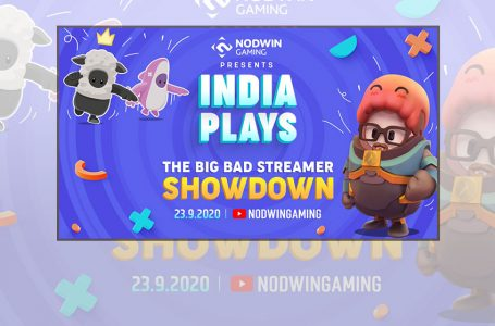 NODWIN Gaming announces 4-week streamers summit