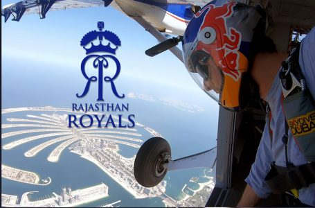 Red Bull makes Rajasthan Royals jersey launch a never before event