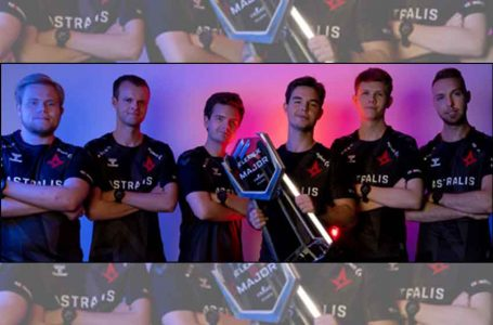 Astralis, Garmin announce new strategic partnership