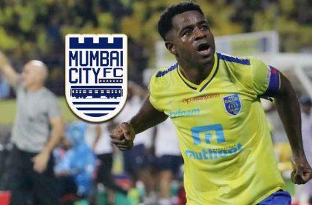 ISL: Mumbai City sign Nigerian striker Bartholomew Ogbeche