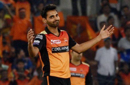 IPL 2020: Injured Bhuvneshwar Kumar doubtful for Australia tour