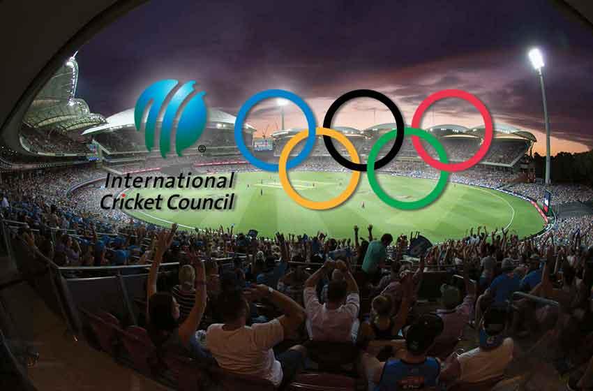 ICC, Olympics