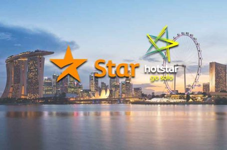 Star India to expand OTT offerings to Singapore from November 1