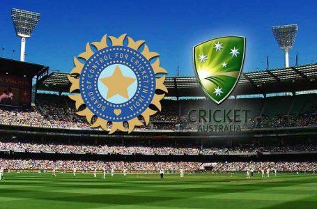 India's Tour of Australia: 32-strong squad; no families