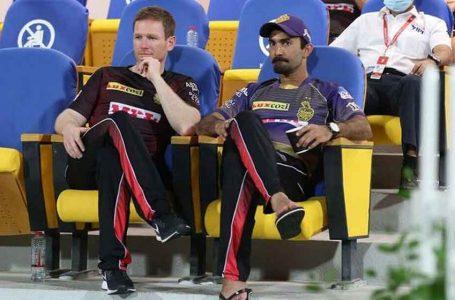 IPL 2020: Karthik passes on KKR captaincy baton to Morgan