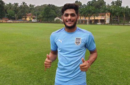 Indian Super League: Mumbai City sign defender Mehtab Singh