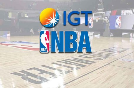 SPORTS BETTING: NBA announces partnership with IGT