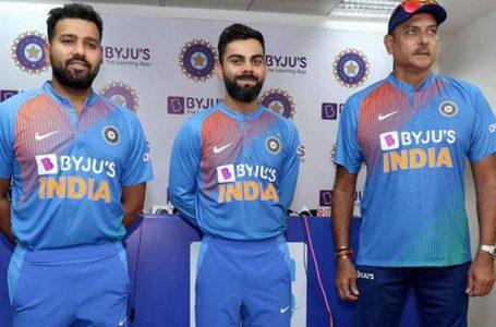 No kit partner for Team India's tour of Australia!