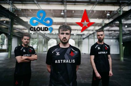 "Esports Business: Astralis to sell ""es3tag"" Hansen to Cloud9"