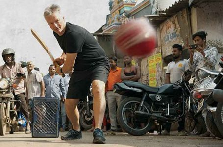 Steve Waugh unveils his book 'The Spirit of Cricket – India'