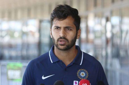Shardul Thakur likely to play Sydney test ahead of T Natarajan
