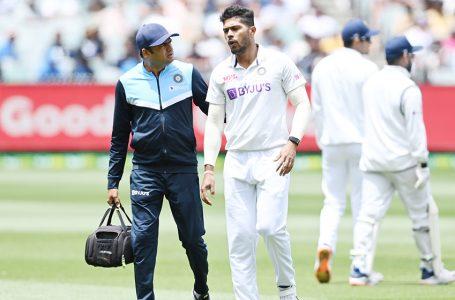 Umesh Yadav to replace Shardul Thakur for last two Tests vs England