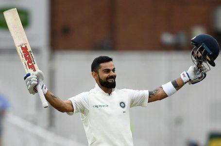 Virat Kohli back to second spot in ICC Test rankings for batsmen