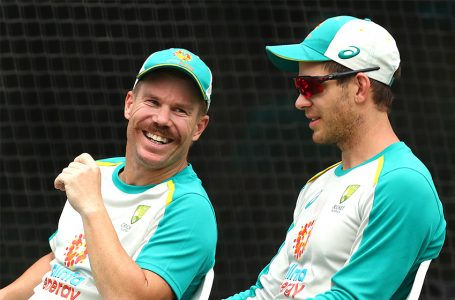 David Warner 'very likely' to play the third Test, says Justin Langer
