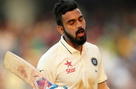 India vs Australia: KL Rahul ruled out of remaining Tests with wrist injury