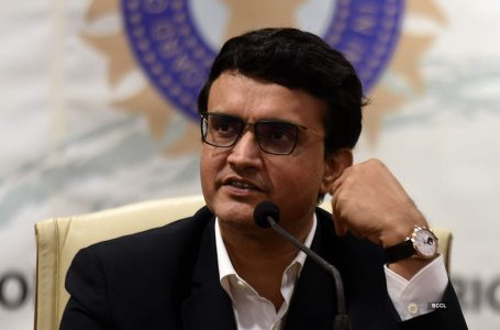 Hoping to stage the best T20 World Cup ever, expresses Ganguly