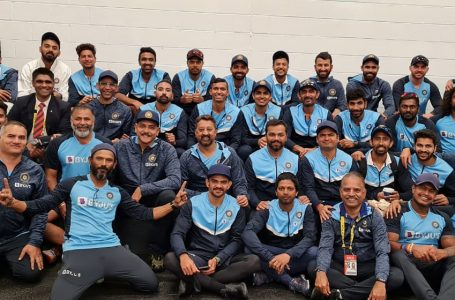 Team India, support staff return negative results in latest Covid-19 tests