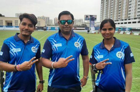 Fazza World Ranking:India's mixed teams clinchgold, silver