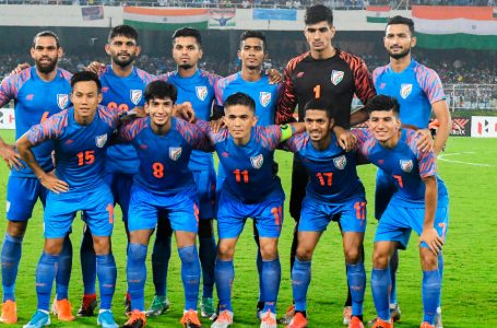 India's senior football team to face UAE, Oman in March