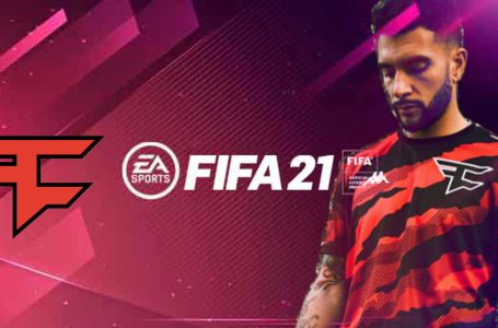 FaZe Clan partners with Kappa to create Physical Outfits of FIFA 21 Kit