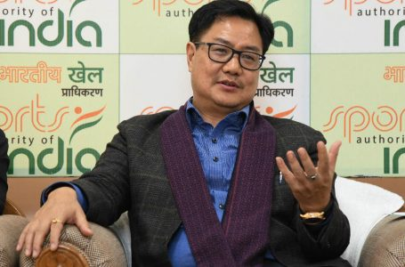 We are taking this very seriously: Rijiju on hosting Olympics