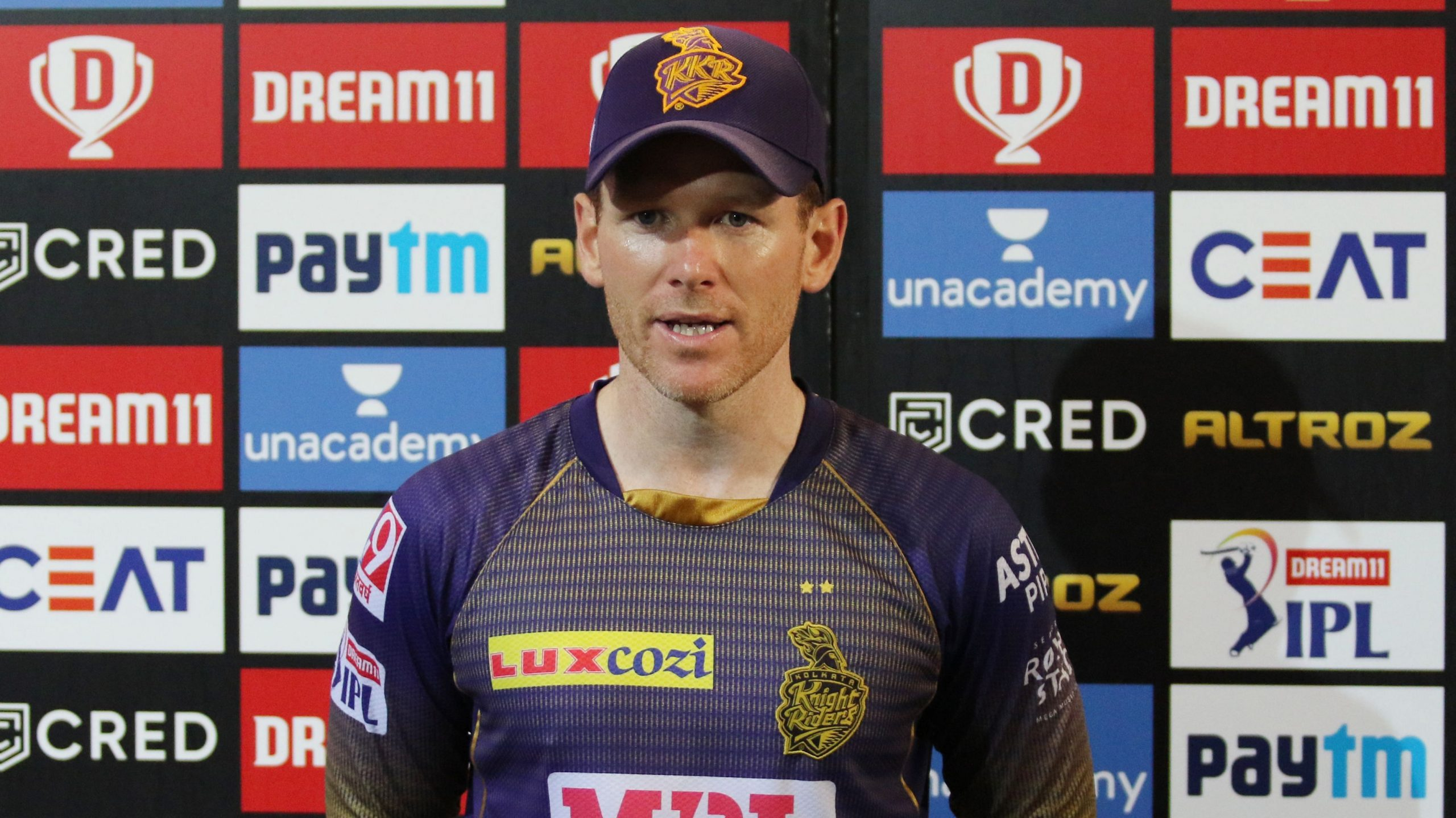 IPL 2021: KKR skipper Eoin Morgan fined Rs 12 Lakh for slow over-rate vs CSK