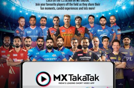 IPL 2021: MX TakaTak becomes official short video partner of 7 teams