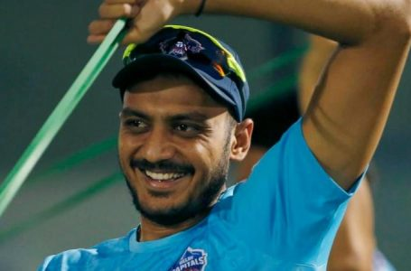 IPL 2021: Axar Patel recovers from Covid-19; joins DC squad