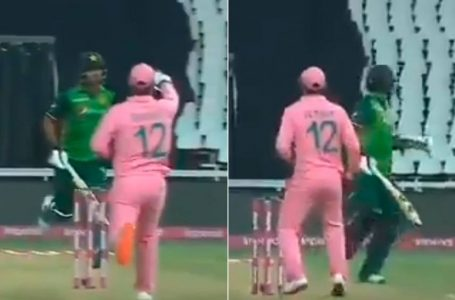 Fakhar Zaman Dismissal And The 'Fake Fielding' Debate