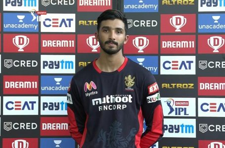 IPL 2021: Padikkal recovers completely from Covid-19, completely fine now