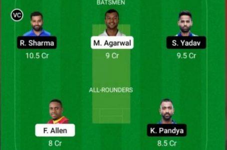 IPL 2021: MI vs PBKS Dream11 Prediction, Fantasy Playing XI