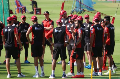 I expect guys to show intensity: Kohli to teammates before IPL 2021 campaign opener