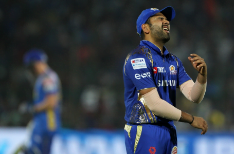 IPL 2021: Rohit Sharma fined for slow over-rate