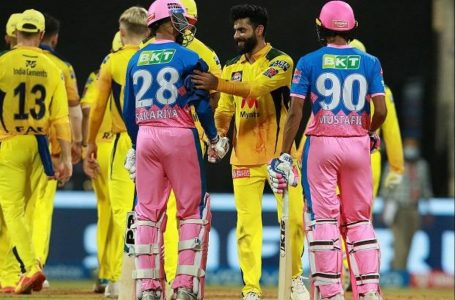IPL 2021: Clouds loom over contest between Chennai & Rajasthan