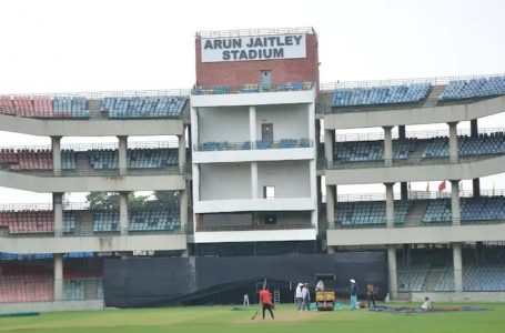 IPL 2021: Bookies employed cleaner of Arun Jaitley stadium for pitch-siding in a game
